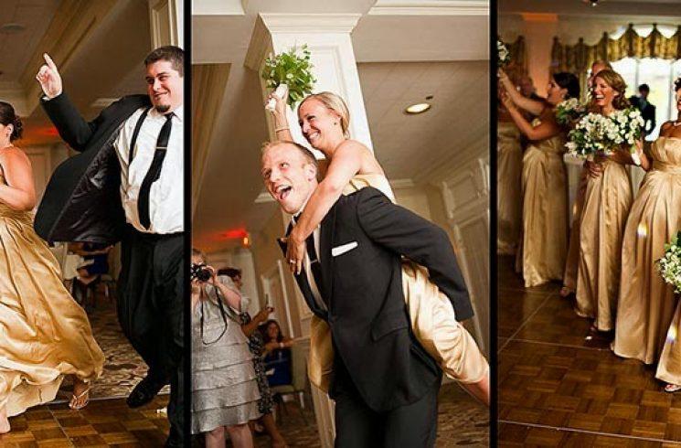 Роль свидетелей на современной свадьбе