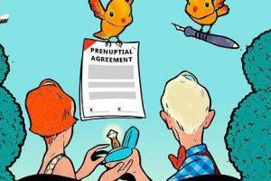 заявление на вступление в брак