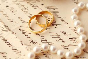 Гражданский брак.Обручальные кольца