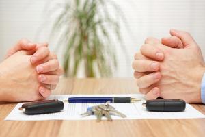 Раздел имущества по брачному договору