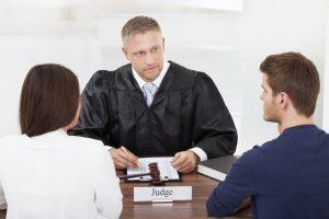 Развод через суд при наличие детей