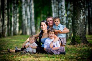 Как получить статус многодетной семьи?