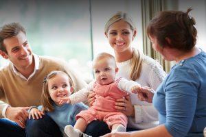 Какие права родственников на общение с ребёнком?